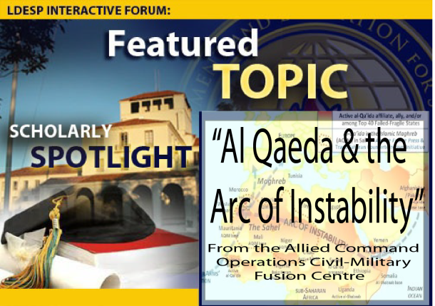 AFRICOM update - Scholarly Spotlight - January 2013